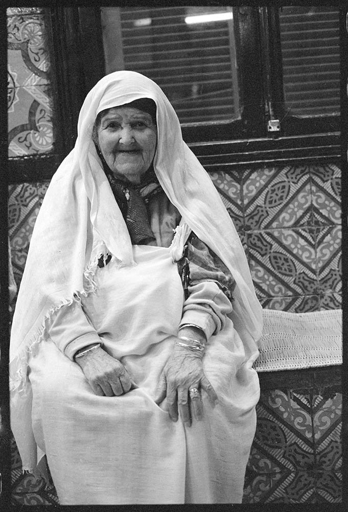 Mme Cohen, la Ghriba Djerba