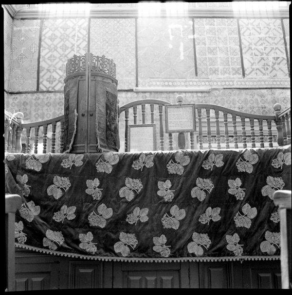 Sefer Torah,Synagogue livournaise  Houm souk Djerba