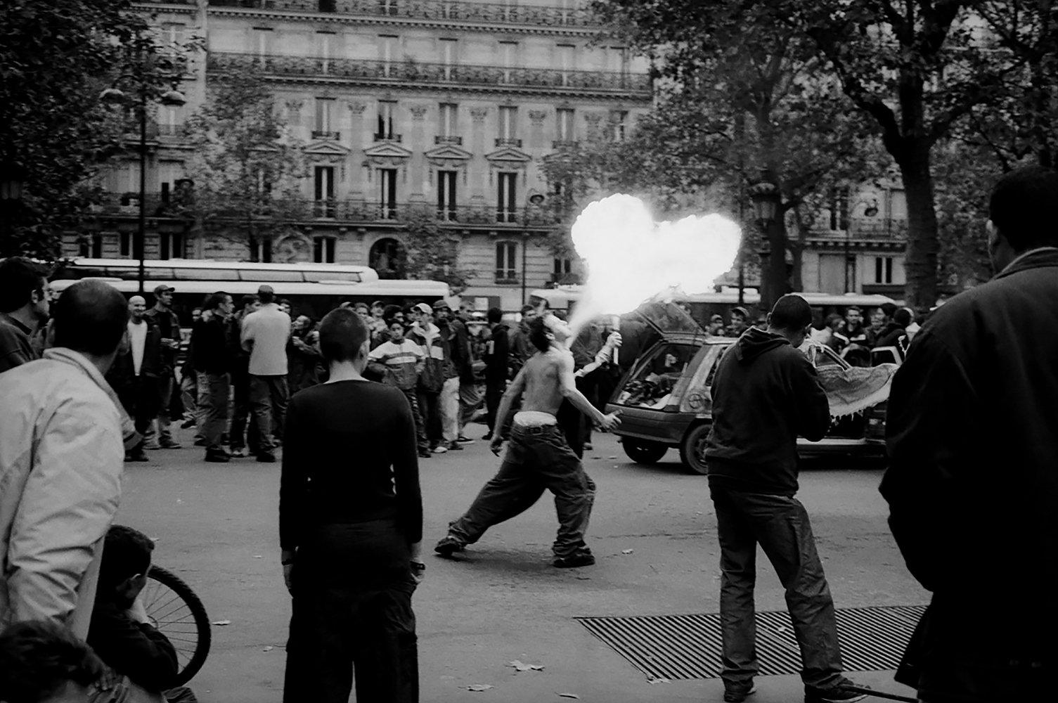 Place de la République, 2000 Paris