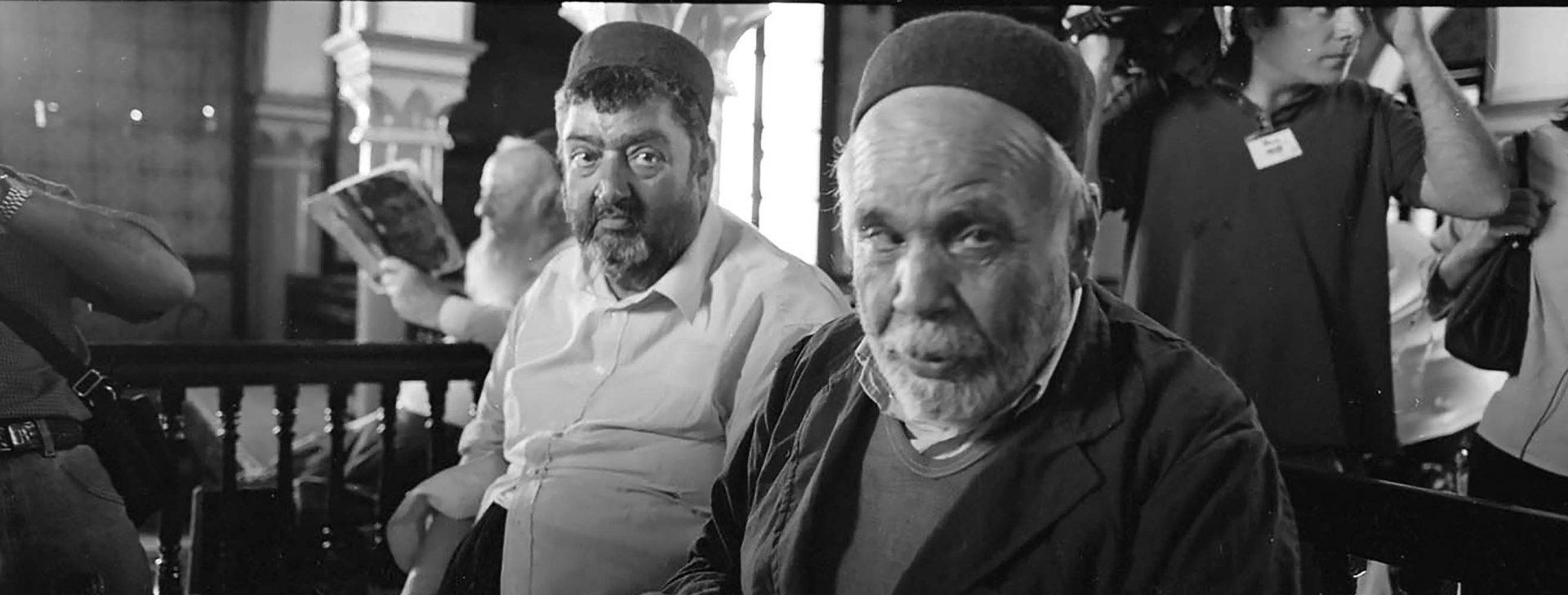 3 Rabbis à la Ghriba