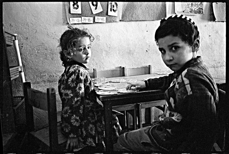 «Frère et sœur» Djerba, 2002