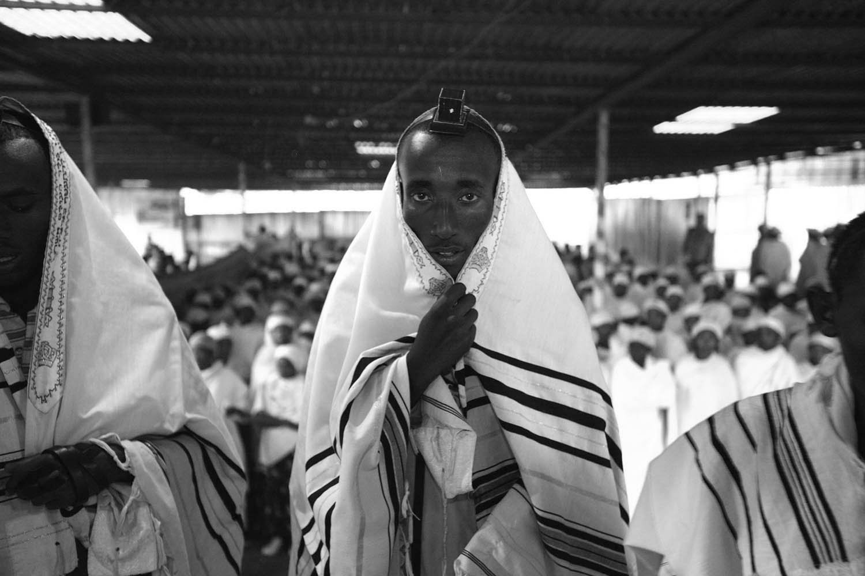Gondar synagogue Ethiopîe