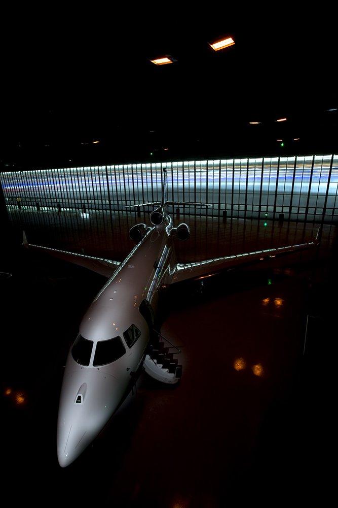 Falcon pour Dassault