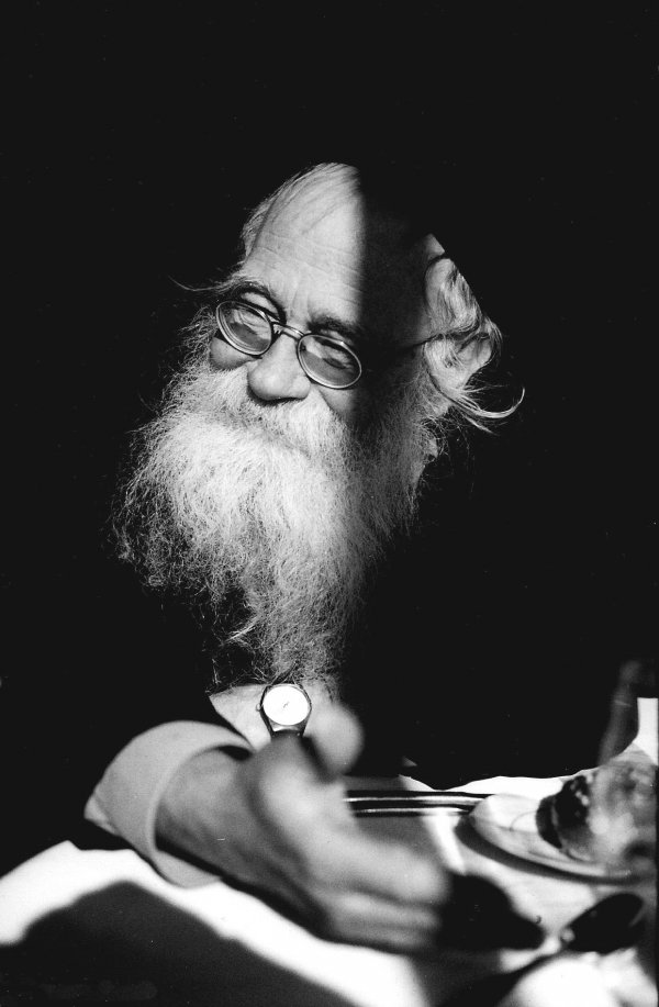 Adin Steinsaltz, New York 2005